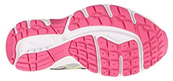 Asics Unisex-child Pre-contend 4 Ps Shoes, Size: 12 M Us Little Kid, Color Mid Greylimelighthot Pink 2