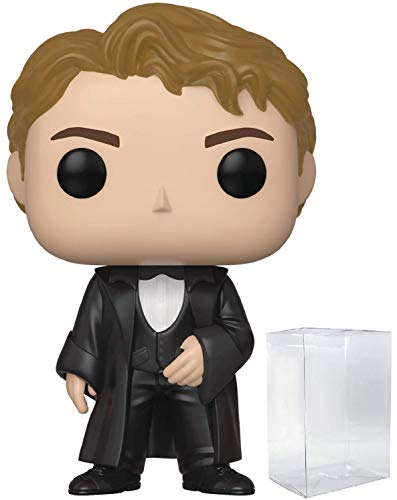 HARRY POTTER - Cedric Diggory (Yule Ball) Pop Vinyl Figure (Includes Compatible Pop Box Protector Case)