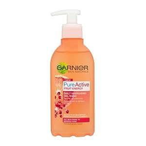 Garnier Skin Naturals - Pura fruta active gel lavar 200 ml