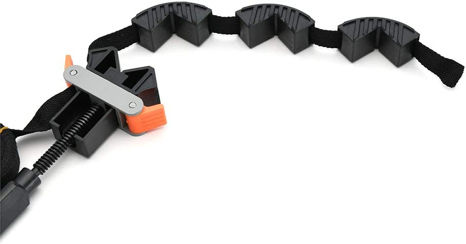 13 Ft Multifunctional Adjustable Binding Woodworking Tool Belt Band Strap Clamp