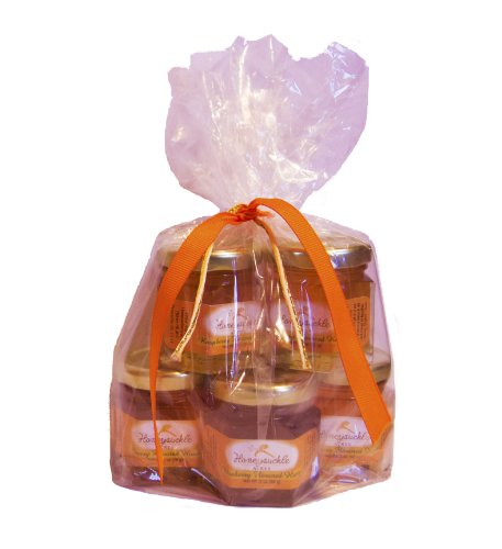 Berry Honey Gift Set - Organically Infused - 6 Pack (Net Wt 2 Oz - Honey Flavored