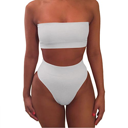 NE Norboe Two Piece Strapless Triangle