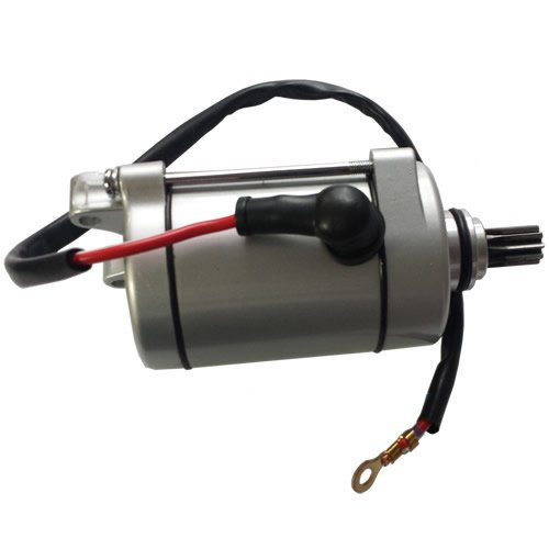9 Tooth Starter Motors for CG 150cc-250cc Air Cooled Dirt Bikes, ATVs
