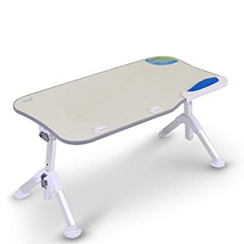 Folding table Mesa Plegable Ajustable de Tablero DM, Mesa pequeña ...