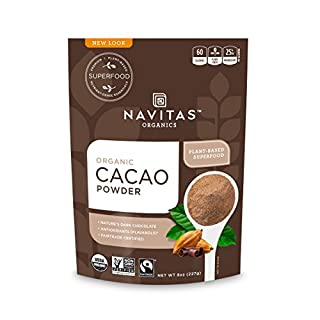 Navitas Naturals Organic Raw Cacao Powder, 8-Ounce Pouches (Pack of 2) (B0034XPMLC) | Amazon price tracker / tracking, Amazon price history charts, Amazon price watches, Amazon price drop alerts