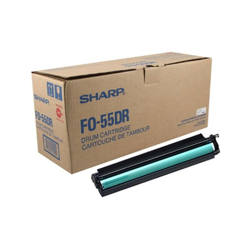 Sharp FO-DC550 Drum (OEM) 20,000 Pages (Fo Dc550 Sharp)