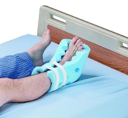 - Posey  Heel Protector Boot Posey Blue
