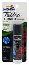 Coppertone Spf50 Tattoo Guard Stick (2 Pack)