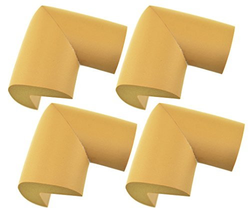 FiveSeasonStuff Jumbo L-Shape  All Season Premium Foam Corne