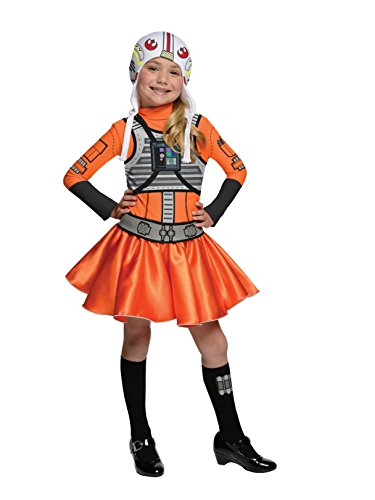 Star Wars X-Wing Fighter Costume Dress, -