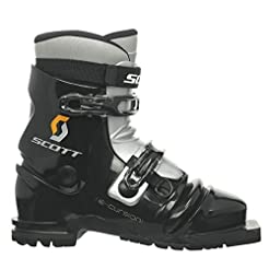 SCOTT Excursion Telemark Boot-Black/Silv...