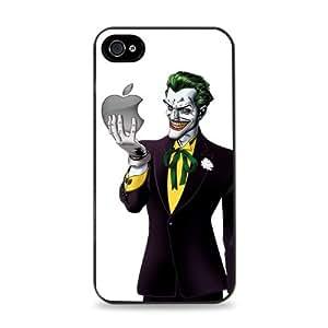 147 Joker Holding Apple iPhone 5C Hardshell Case - Black by ruishername