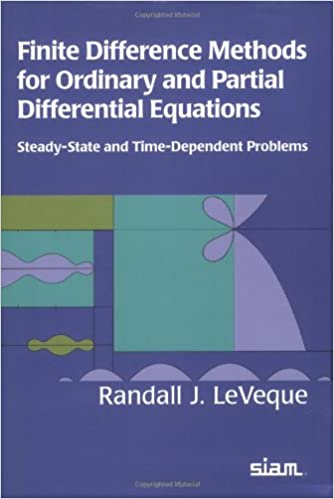 Finite Difference Methods for Ordinary and Partial