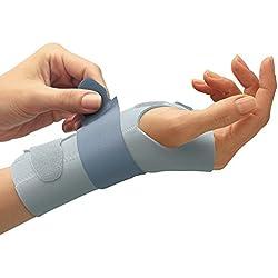 Futuro Slim Silhouette Wrist Support, Right Hand, Adjustable