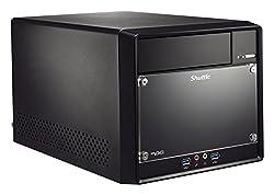 Shuttle Xpc Cube Sh110r4, Intel Skylake H110 Chipset Lga1151 I3i5i7pentium, Support 4k Hd Video, Ice 2 Cooling Heatpipe