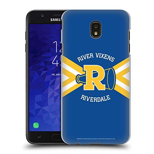 Official Riverdale River Vixens Uniform Graphic Art Hard Back Case Compatible for Samsung Galaxy J7 (2018)