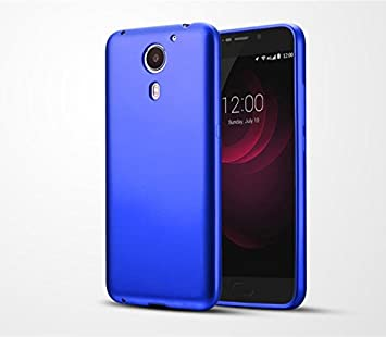 Easbuy TPU Soft Transparent Silicona Colorful Funda Cover Para UMI ...