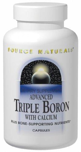 Source Naturals avancée Boron Triple, 240 capsules