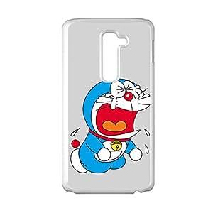 Design With Doraemon Proctecion Back Phone Case For Man For Optimus G2 Choose Design 4