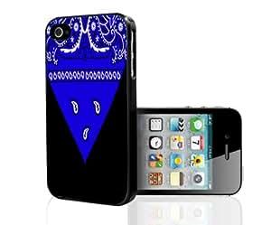 Blue Bandana Hard Snap on Phone Case (iPhone 6 4.7)