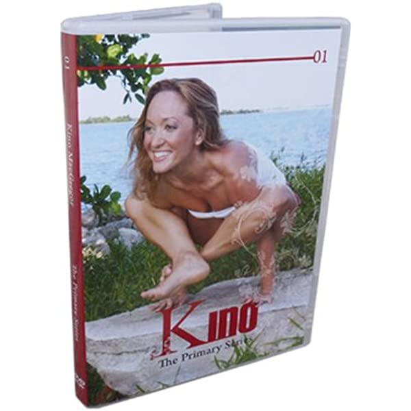 Amazon Com Ashtanga Yoga Primary Series Dvd Kino Macgregor Kino Macgregor Movies Tv