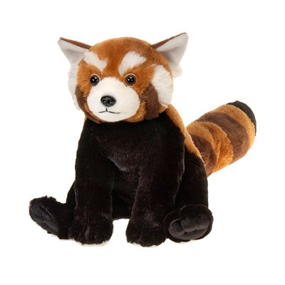 "Bean Bag Red Panda 10"" by Fiesta: Toys & Games"