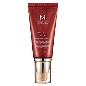 MISSHA M Perfect Cover BB Cream SPF 42 PA+++ #31, Golden Beige