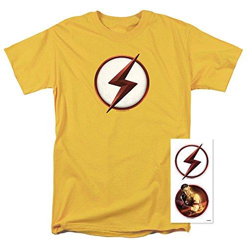 The Flash TV Series Kid Flash Logo T Shirt