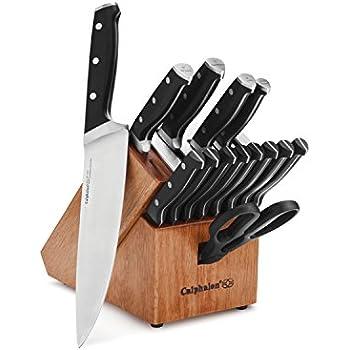 Calphalon Classic Self-Sharpening 15-pc. Cutlery Knife Block Set