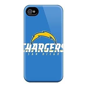 JonathanMaedel Iphone 6plus Anti-Scratch Cell-phone Hard Covers Custom Nice San Diego Chargers Skin [xRu19221Zfhj]