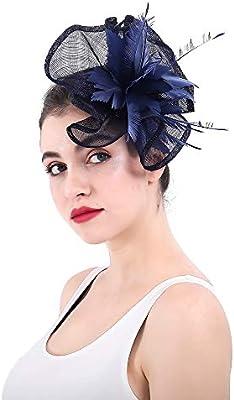 Elegant Headband Fascinator Hat Aliceband Wedding,Royal Ascot,Ladies Day