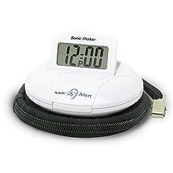 Alarm Clock, Alert Digital Home Bedside Small Loud Alarm Clock