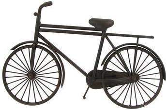 Hanging Black Metal Decorative Bicycle