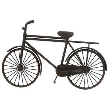 Hanging Black Metal Decorative Bicycle (Wall Sculpture Bicycle)