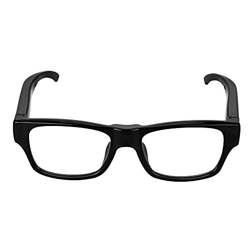 Mini Hidden Camera Eyeglasses Spy Camera Motion Detection Lo