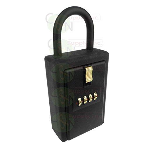 Extra Large 4 Letter組み合わせキー/カードストレージロックボックス B06WWHTFSD