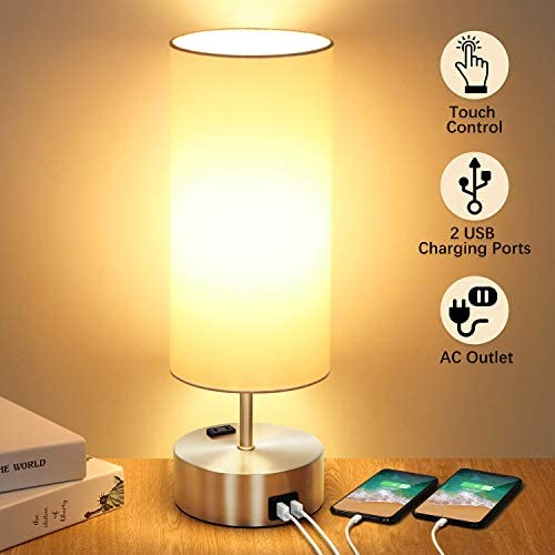Control Charging Dimmable Nightstand Included product image