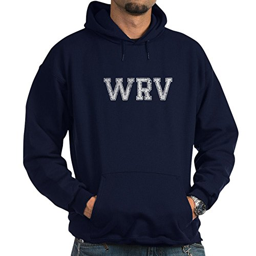 CafePress - WRV, Vintage, - Pullover Hoodie, Classic & Comfortable Hooded - Shop Wrv