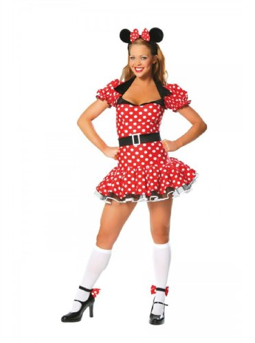 Mighty Mouse Halloween Costumes For Adults - Mighty Mouse Adult Costume -