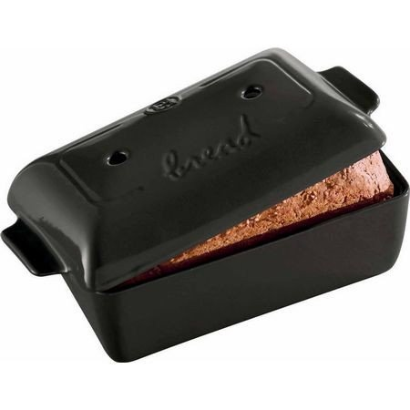 Emile-Henry-Ceramic-Bread-Pan-w-Lid-Charcoal-795504