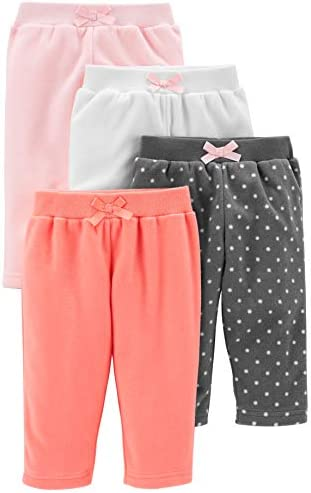 Simple Joys Carters 4 Pack Fleece product image