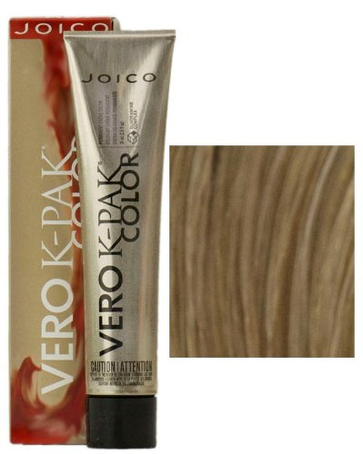 Pack Joico Vero K-pak Color HLN High Lift Natural Blonde 2.5 Oz + Joico Vero K-pak Color 8N Medium Blonde 2.5 Oz + Joico Vero K-pak Color HLA High Lift Ash Blonde 2.5 Oz, with a Special Gift! by Joico