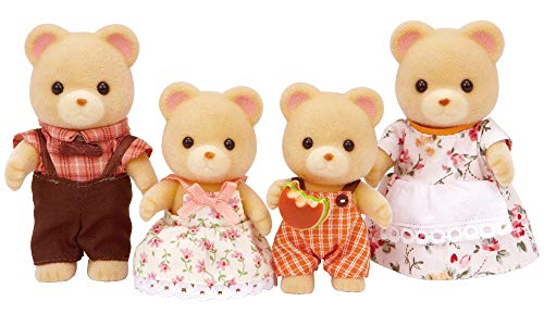 Cuddle Bear Family from Calico Critters