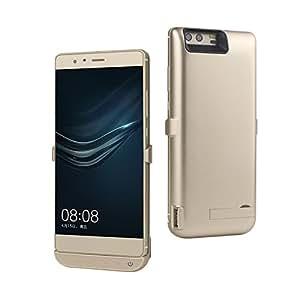 Huawei P9 Plus Funda Batería, 8000mAh Externa Recargable ...