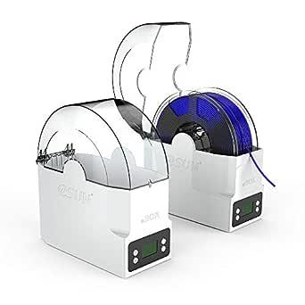 eSUN eBOX Impresión 3D Filamento Caja Soporte para Almacenar ...