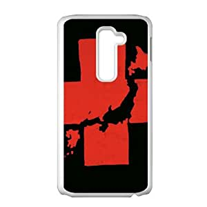 red cross japan relief LG G2 Cell Phone Case White Customized Toy pxf005-3424818