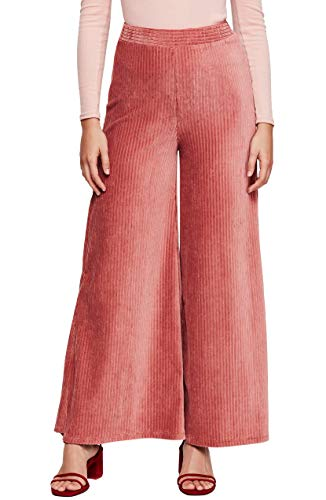 Free People, Women's Bambi Wide Leg Pants, Rose, Size XS
