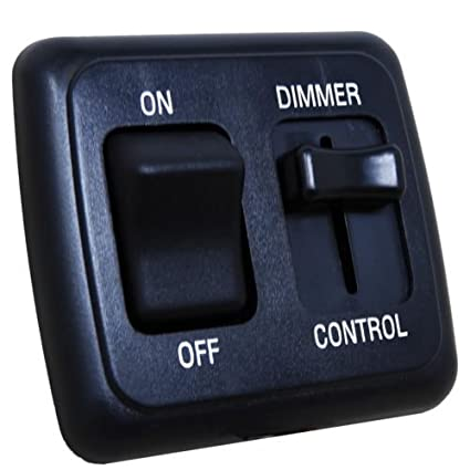 12v Dimmer Switch >> H H New Led Dimmer Switch 12v On Off Light Rv Motor Home Camper