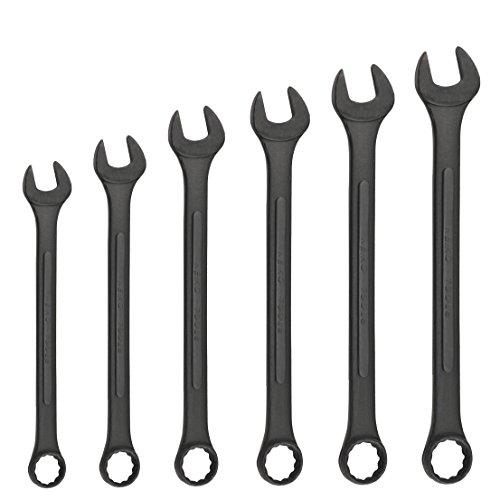 6 Piece Jumbo Combination Wrench - 4