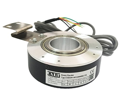 Series Encoders (CALT High Precision Elevator 10000 Pluses Hollow Shaft Rotary Encoder-GHH100 series apply to Tractor CNC machine)